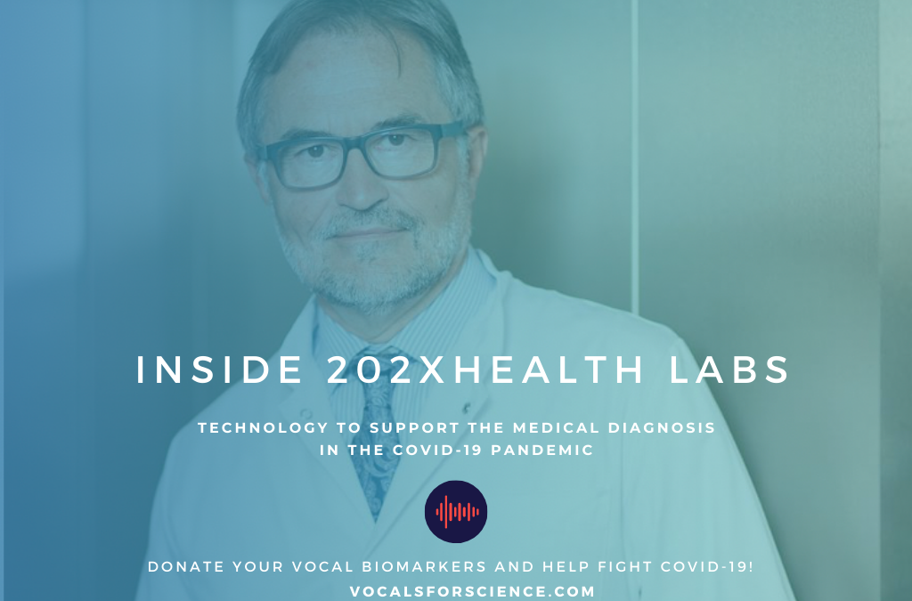 Inside the 202xHealth Labs Team: Technology to support the medical diagnosis in the COVID-19 pandemic